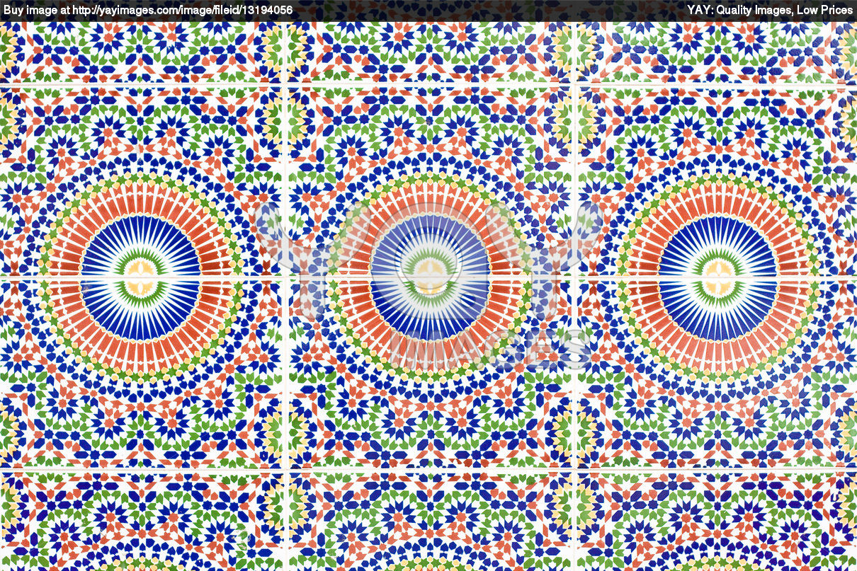 Moroccan Tiles The Sufi Way