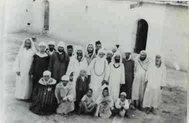 Sidi Boumadian & his Fuqara
